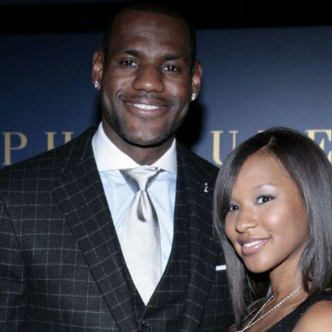 LeBron James, l'élu se marie