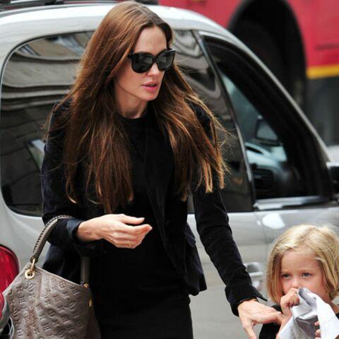 Shiloh Jolie-Pitt veut changer de prénom