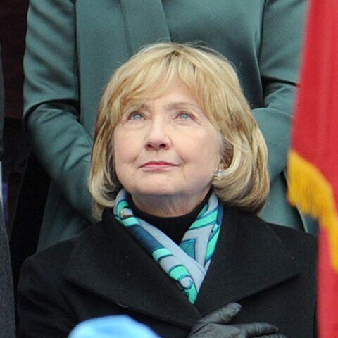 Hillary Clinton porte la frange