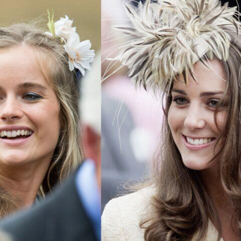 Kate Middleton et Cressida Bonas, pas si différentes