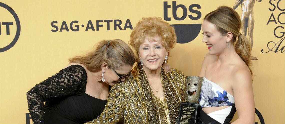 PHOTO – Mort de Carrie Fisher: sa fille, Billie Lourd, sort du silence