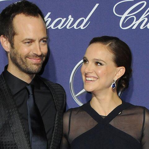 PHOTOS – Natalie Portman, très enceinte et amoureuse au bras de son mari Benjamin Millepied
