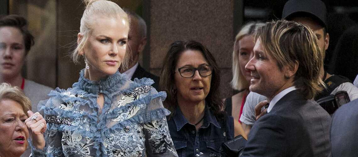PHOTOS – Nicole Kidman et son époux Keith Urban: une dispute éclate sur le tapis rouge