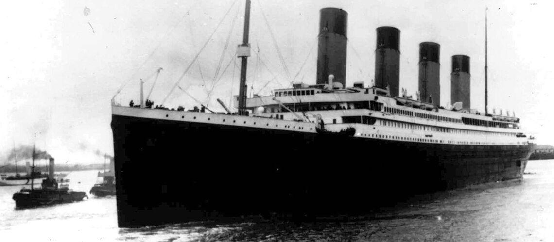 Des photos inédites du Titanic jettent le doute sur les raisons du naufrage