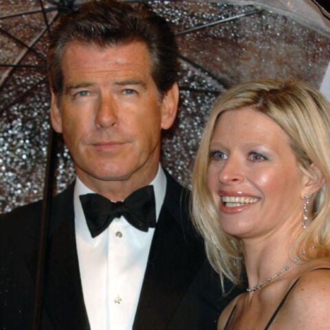 La fille de Pierce Brosnan mariée en secret avant sa mort