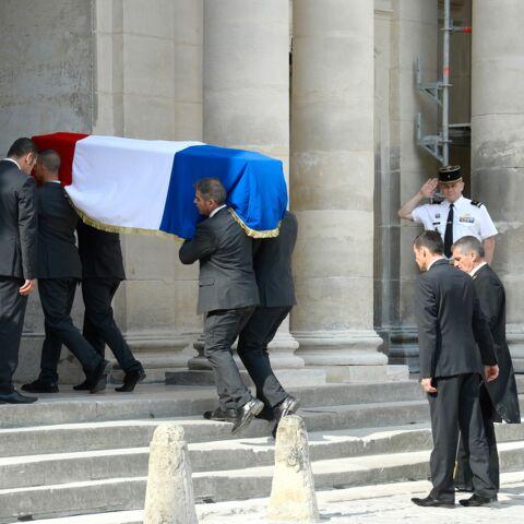 Un dernier adieu pour Charles Pasqua aux Invalides