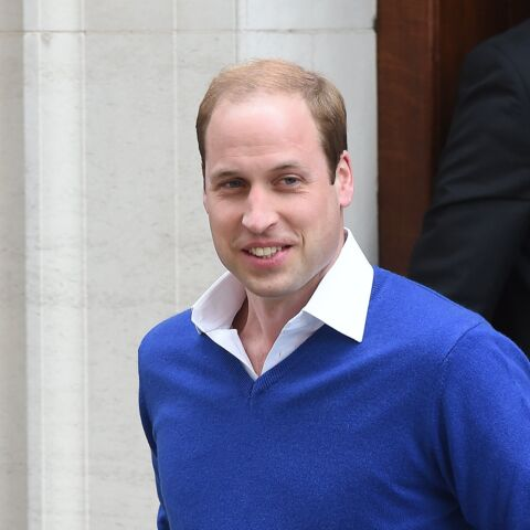 Le Prince William et la douleur du deuil