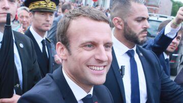 Emmanuel Macron tout en muscles en une de Libération: la couverture qui amuse la toile