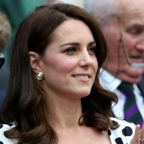 PHOTOS – Kate Middleton dévoile une nouvelle coupe de cheveux à Wimbledon