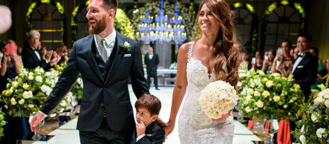 Mais qui est Rosa Clara, la créatrice qui a signé la robe de mariée de madame Messi?