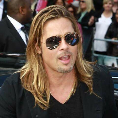Photos – L'art du long par Brad Pitt