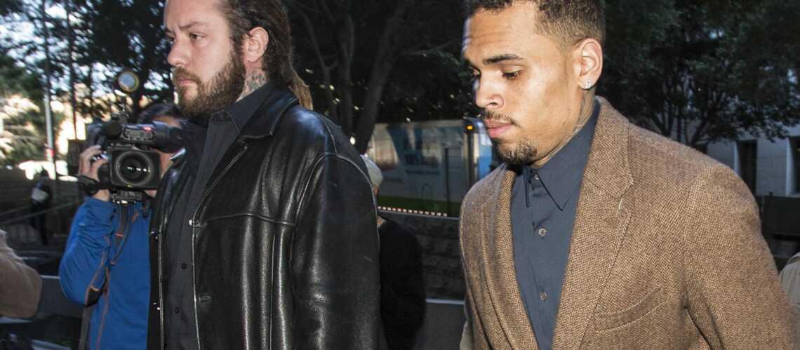 Chris Brown: libéré de prison