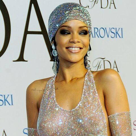 Rihanna, Lupita Nyong'o et Marion Cotillard aux CFDA Awards