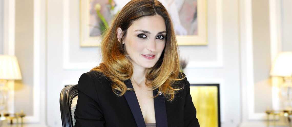 Julie Gayet soulagée que François Hollande ait quitté l'Elysée