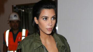 Kim Kardashian: «je suis malade le matin, la journée, la nuit»