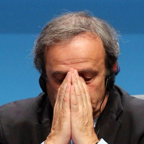 Michel Platini suspendu 90 jours