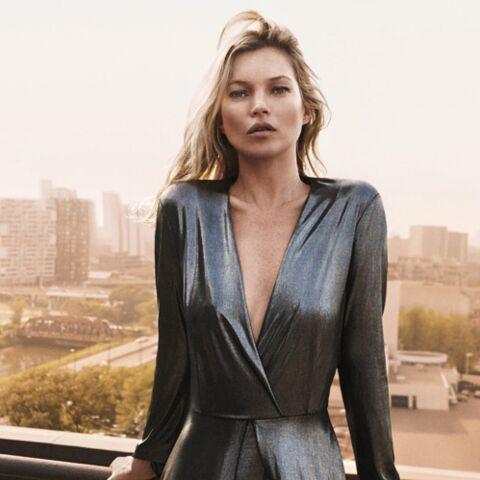 Kate Moss ne montrera plus ses seins
