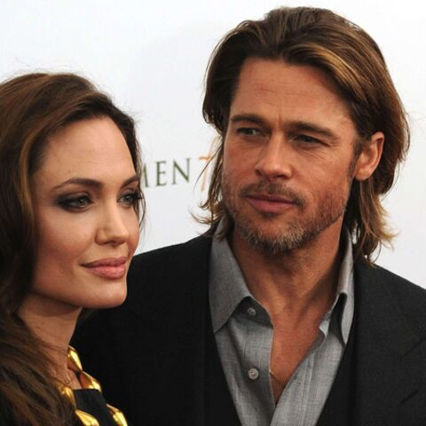Brad Pitt et Angelina Jolie, experts de la vieille pierre