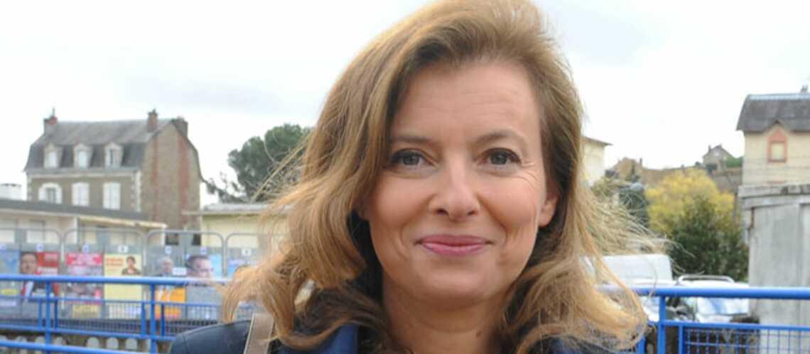 Valérie Trierweiler et Alain Delon: une complicité inattendue
