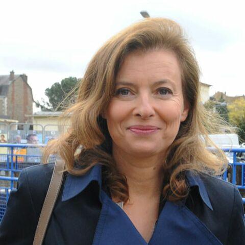 Valérie Trierweiler ne voulait pas être «la plante verte» de l'Élysée