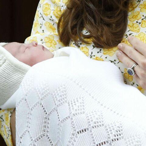 Le Royal Baby 2 a enfin un prénom
