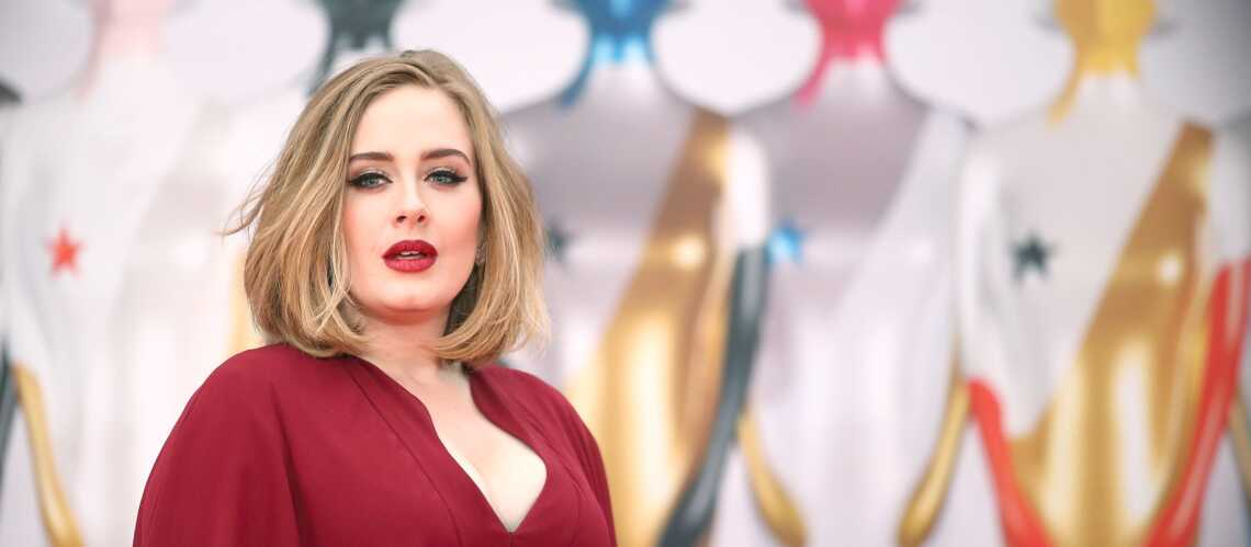 Adele félicite Leicester, champion d'Angleterre