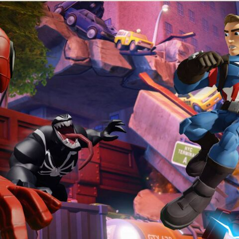 Captain America Civil War: prolongez l'aventure avec Marvel Battlegrounds