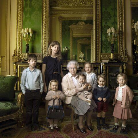 Photos – La famille royale britannique est-elle coincée dans les années 1940?