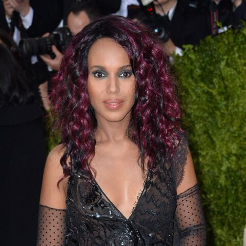 Kerry Washington enceinte de son 2e enfant