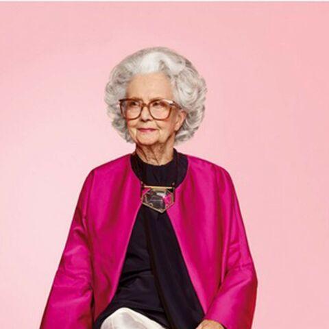 Une centenaire dans les pages du Vogue UK