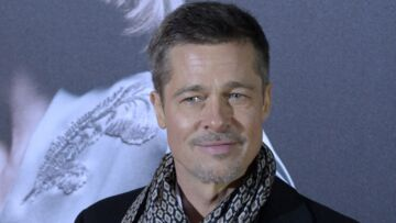 PHOTOS – Brad Pitt les traits tirés, l'acteur fait son premier shooting photo depuis son divorce