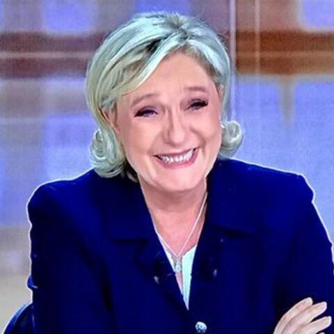 PHOTOS – Marine Le Pen et Voldemort: le montage qui amuse la toile