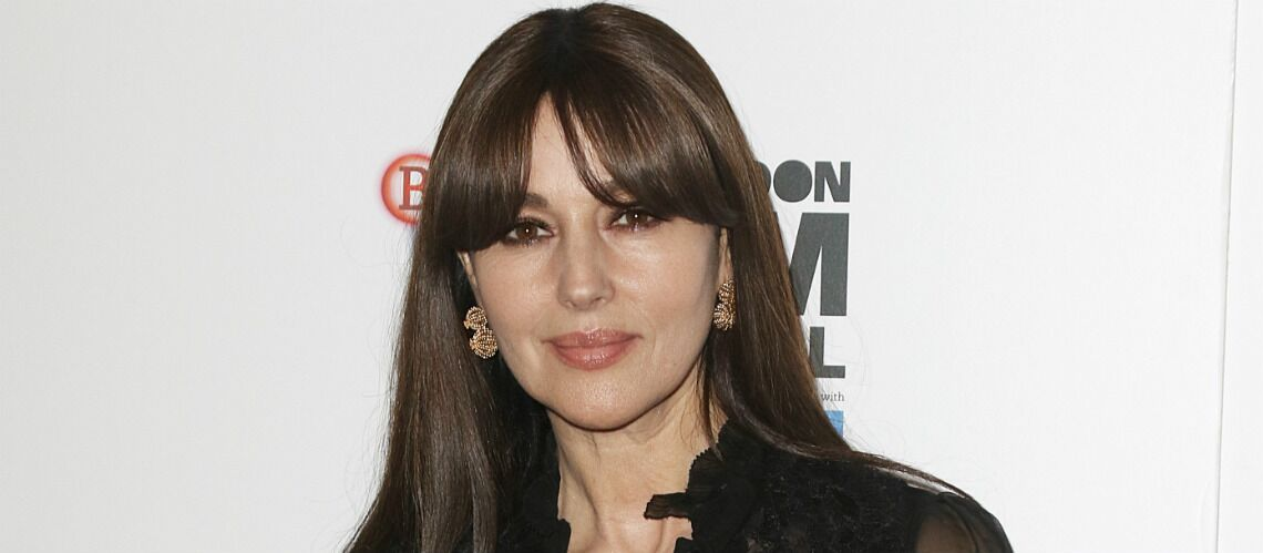 Monica Bellucci n'est plus célibataire, l'actrice lève le voile sur son nouvel amour