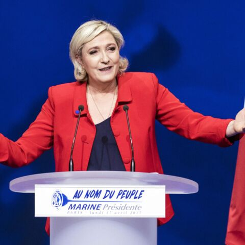 PHOTOS – Marine Le Pen : comment elle a radicalement transformé son look