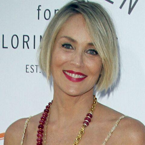 Sharon Stone révèle avoir subi trois fausses couches à cinq mois de grossesse
