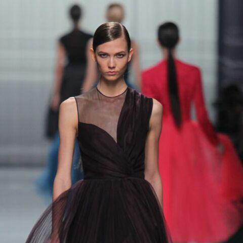 Photos – Fashion Week – Elégantes subtiles chez Dior