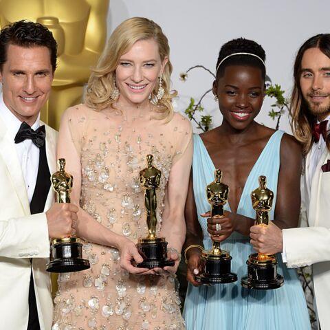 Oscars 2014– Les réactions des vainqueurs