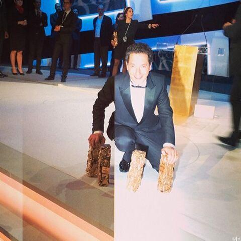 Photos – Les coulisses des César avec Gala