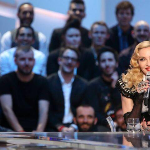 Madonna et son boléro français
