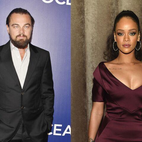Rihanna: elle veut du concret avec Leonardo DiCaprio