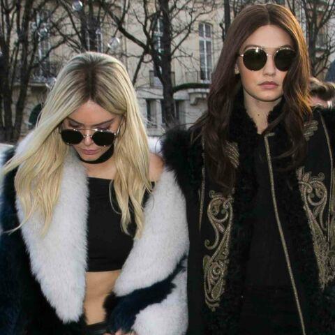 Paris Fashion Week: Kendall et Gigi changent de ton
