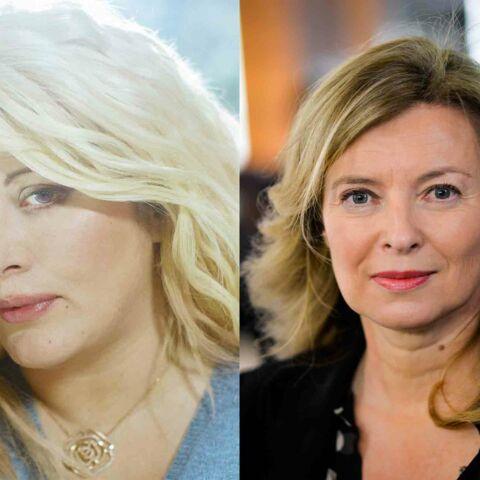 Loana et Valérie Trierweiler: retrouvailles chez le coiffeur