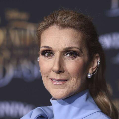 PHOTOS – Céline Dion allie glamour et rock, en robe moulante et piercings, sur le red carpet