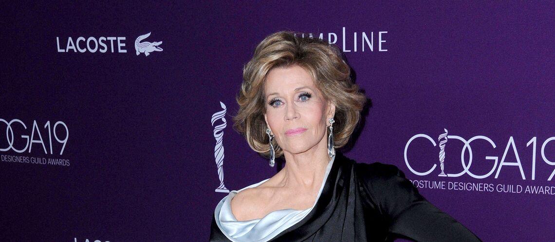 Jane Fonda confie avoir subi un viol quand elle était enfant