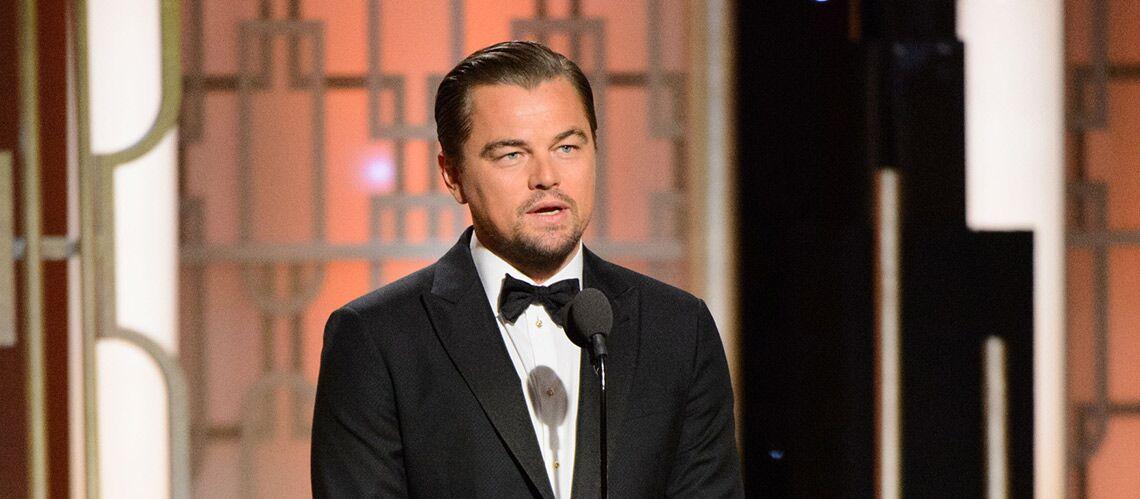 Leonardo DiCaprio a fait spécialement venir une esthéticienne d'Australie pour ses sourcils avant les Oscars