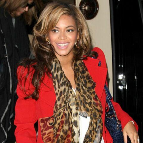 Beyoncé, jamais sans ses talons!
