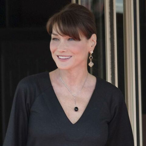 Carla Bruni-Sarkozy rend hommage à sa tante Gigi