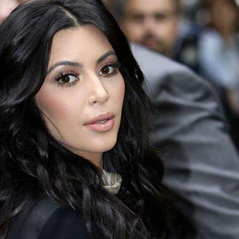 Vidéo- Kim Kardashian fait «du mieux qu'elle peut»