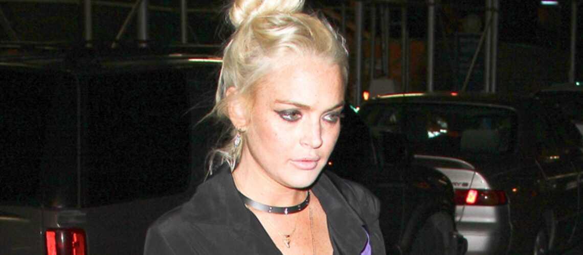 Lindsay Lohan «effrayée» par ses 4h42 en prison