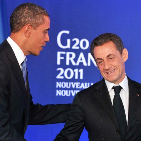 Vidéo: Barack Obama souhaite la bienvenue à Giulia Bruni-Sarkozy